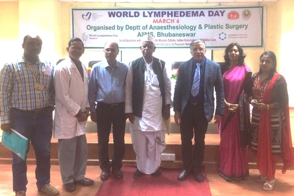 World Lymphedema Day observed in India